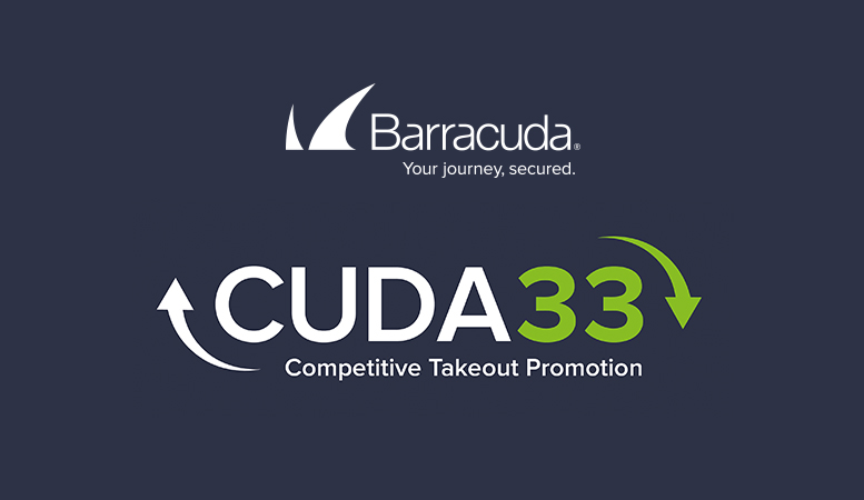 CUDA33 Competitive Takeout Promotion